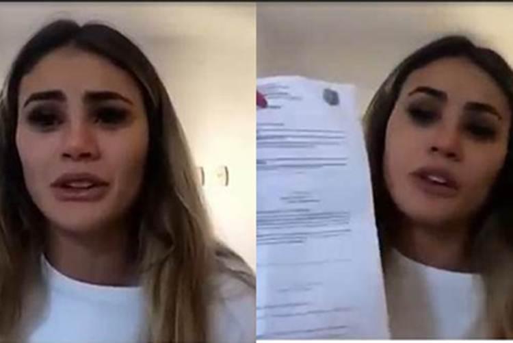 Em choque depois de prisão, bailarina do Faustão diz que vai processar policiais de Santa Catarina
