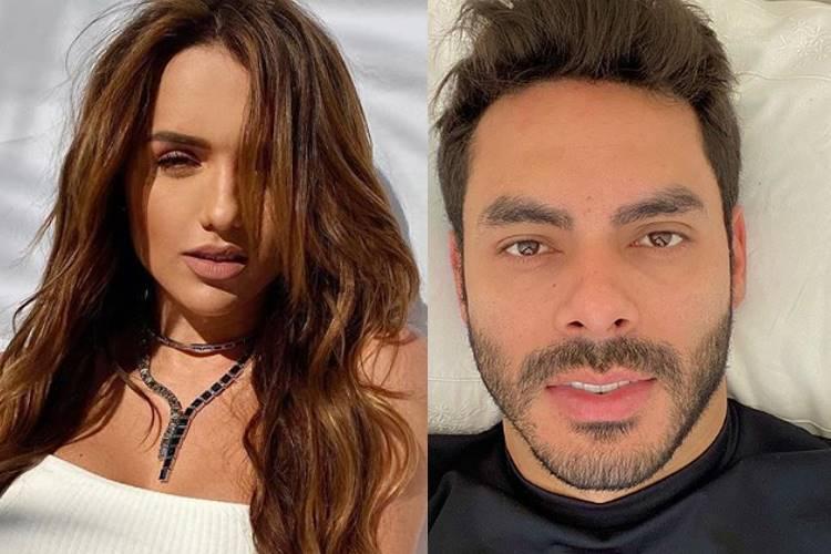 Sertanejo Rodolffo expõe infidelidade da ex, Rafa Kalimann, no casamento