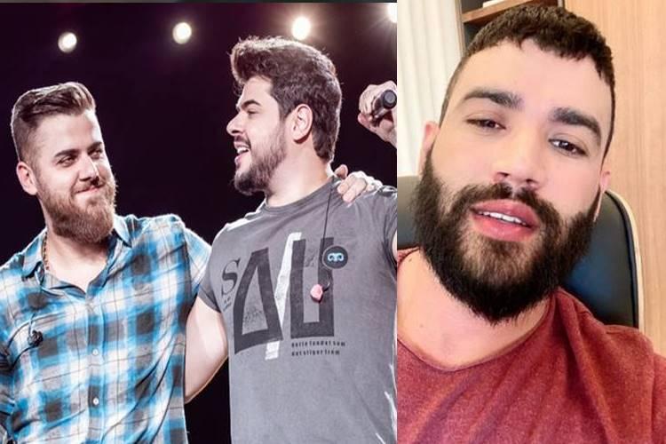 Zé Neto e Cristiano fazem grande revelação do passado envolvendo sertanejo Gusttavo Lima
