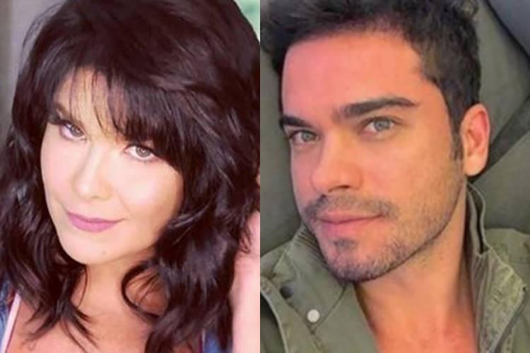 Samara Felippo faz grande revelação do passado sobre namoro com Sidney Sampaio