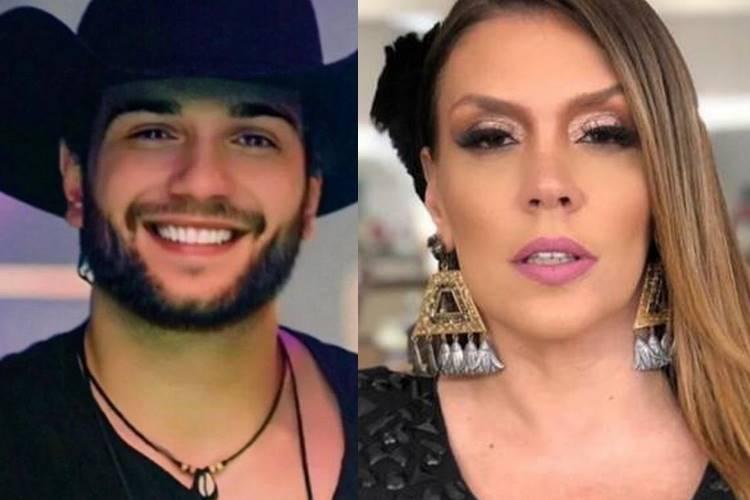 Namorado sertanejo de Simony é vítima de ataque virtual e cantora desabafa