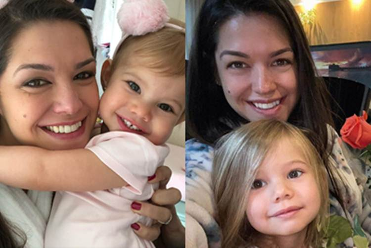 Thaís Fersoza publica 'tbt' com Melinda para lembrar data especial e encanta seguidores