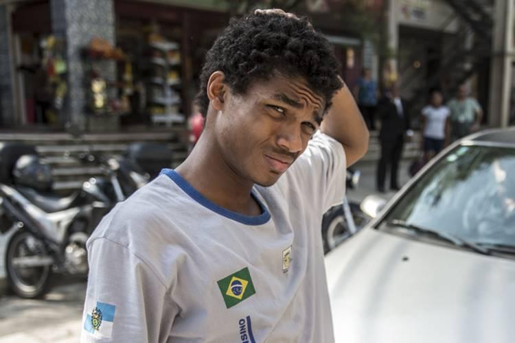 Totalmente Demais - Wesley fica paraplégico ao ser atropelado por Durão e Machado (Globo/Renato Rocha Miranda)