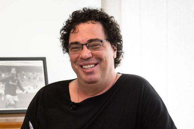 Walter Casagrande (Globo/Ramón Vasconcelos)