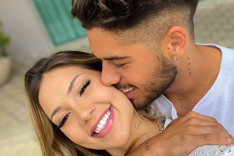 Sertanejo Zé Felipe manda recado intimidador contra cantadas sobre a nova namorada