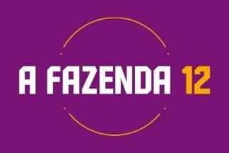 A Fazenda 12 - Logo: Facebook