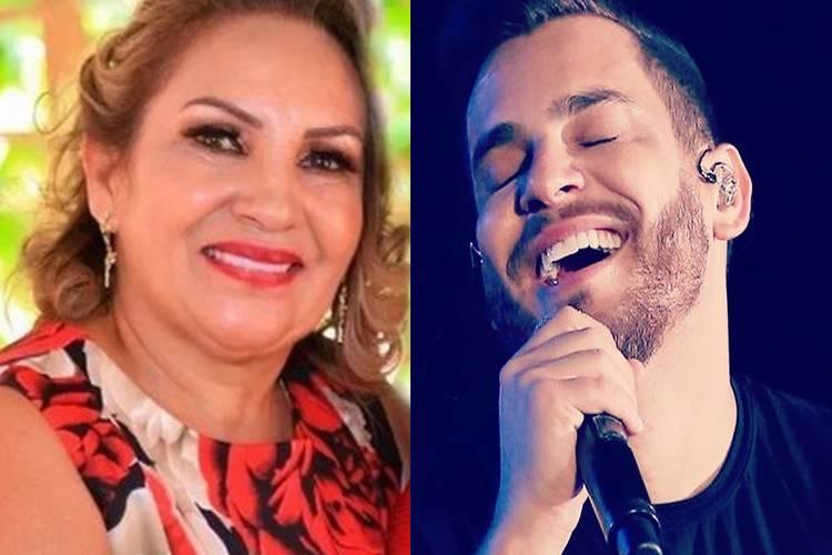 Mãe do cantor sertanejo Cauan recebe alta hospitalar após cura do coronavírus