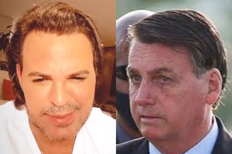 Eduardo Costa desabafa sobre suposto arrependimento por votar em Jair Bolsonaro