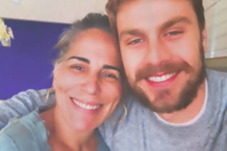 Glória Pires ganha homenagem de genro: ''A sogra mais linda do mundo'' - Foto: Reprodução/Instagram@paulodalagnoli