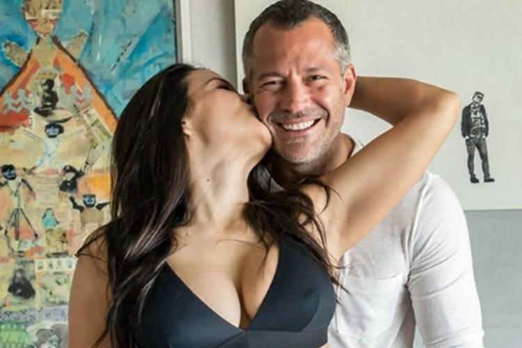 Malvino Salvador e esposa Kyra Gracie revelam nome do filho - Foto: Reprodução/Instagram@kyragracie