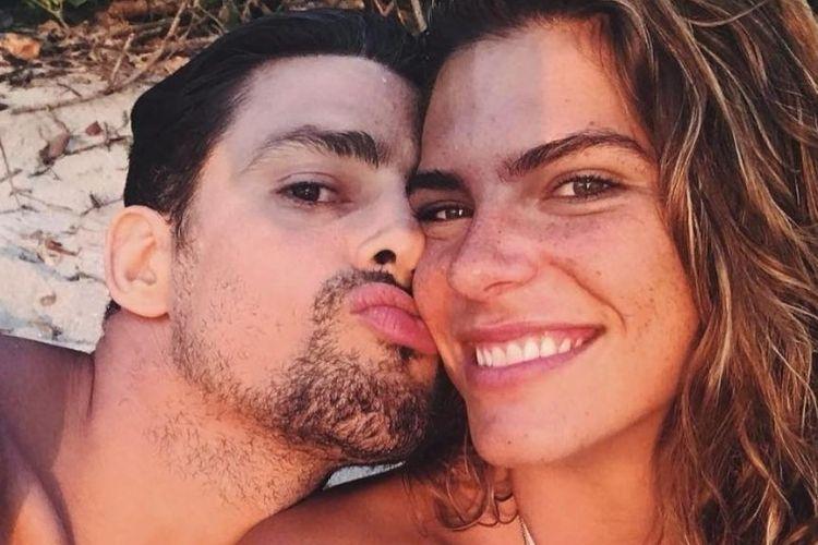 Mariana Goldfarb e Cauã Reymond - Reprodução: Instagram