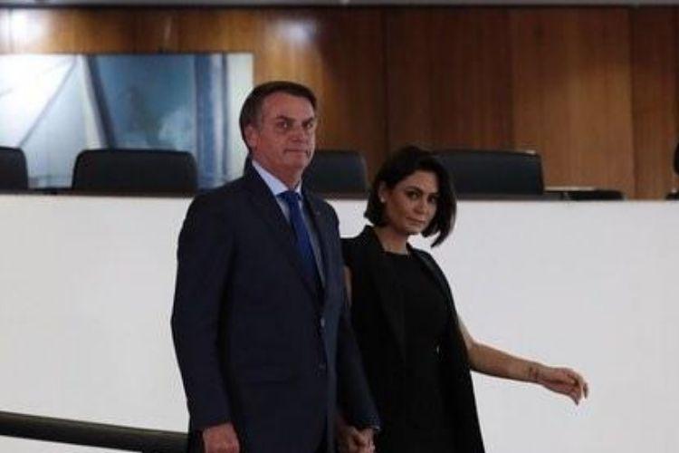 Morre avó de Michelle Bolsonaro