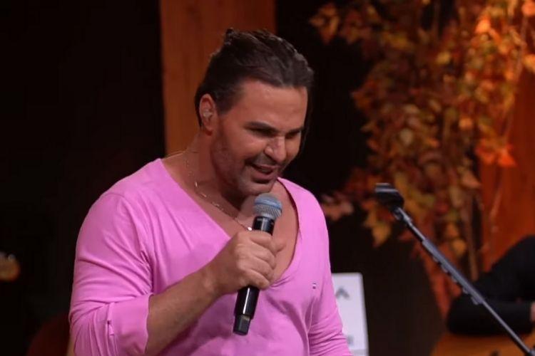 O cantor sertanejo Eduardo Costa - Reprodução: YouTube