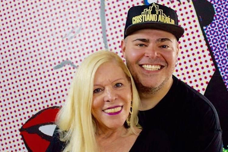 Rafael Vanucci atualiza sobre estado de saúde da cantora Vanusa após grave internação