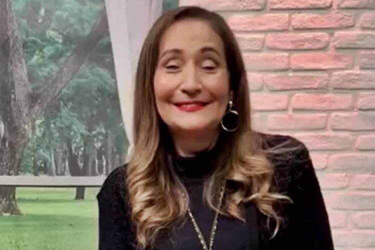 Sonia Abrão/Instagram