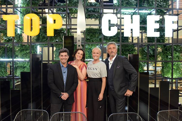 Xuxa participa do Top Chef (Blad Meneghel/Record TV)