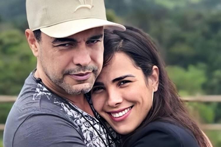 Zezé Di Camargo e Wanessa Camargo - Foto: Instagram