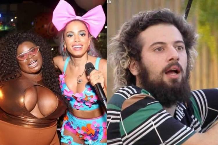 Anitta defende Jojo Todynho sobre polêmica de gordofobia em 'A Fazenda 12'