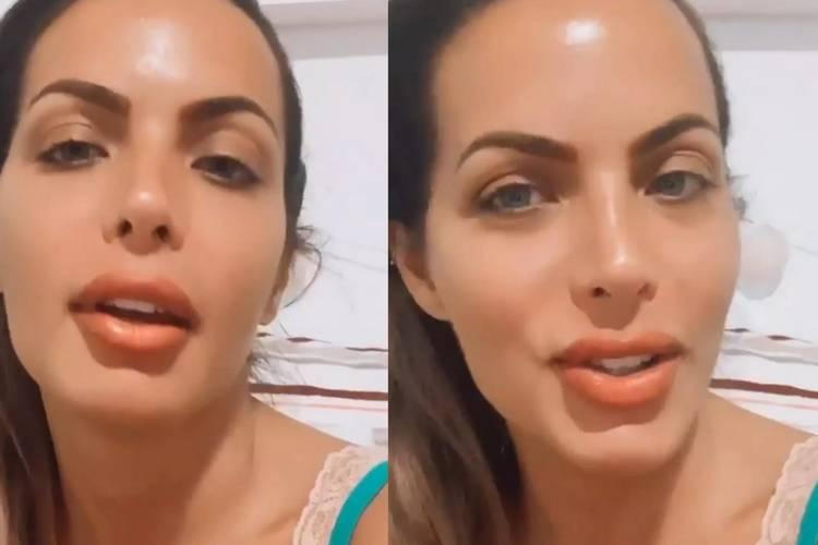 Carla Prata confessa problemas com a saúde e revela suspeita de nova doença