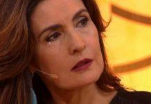 Fátima Bernardes - Reprodução: TV Globo