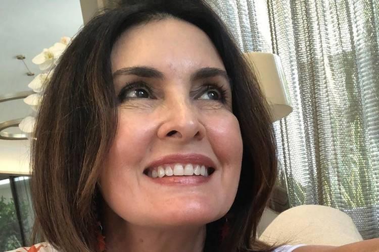 Fátima Bernardes, após revelar doença agradece aos fãs pelo carinho