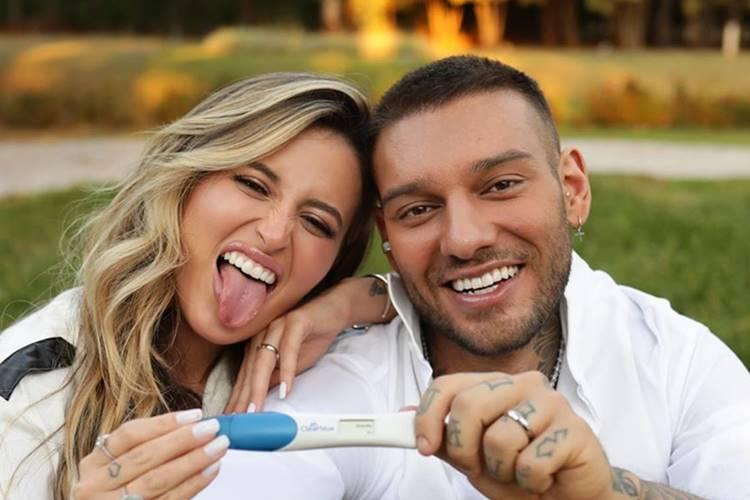 Lorena Carvalho e Lucas Lucco - Foto: Instagram