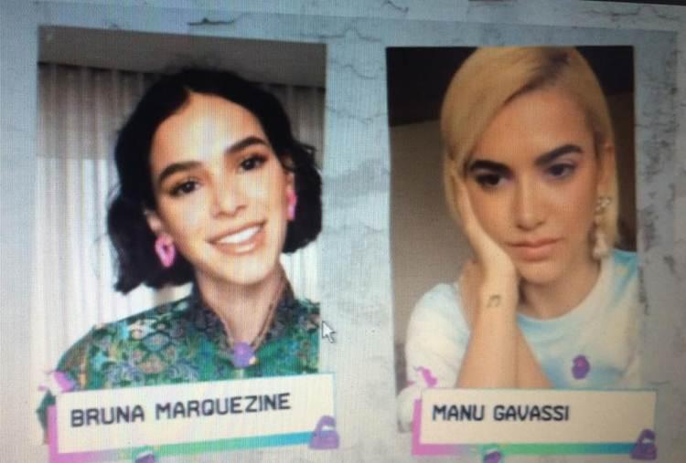 Bruna Marquezine e Manu Gavassi prometem muita emoção no palco do MTV MIAW