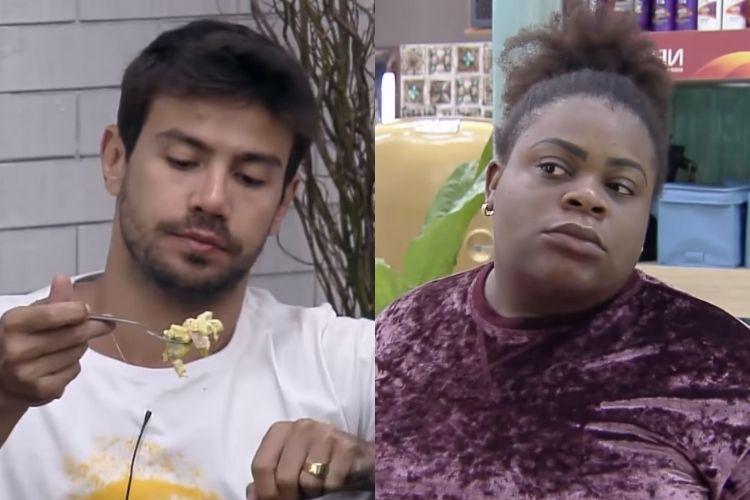 O cantor sertanejo Mariano e Jojo Todynho - Reprodução: Instagram (Montagem: Área VIP)
