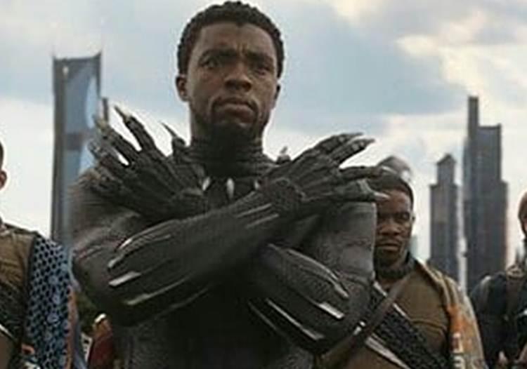 Exibido em homenagem a Chadwick Boseman, 'Pantera Negra' bate recorde de audiência na Globo