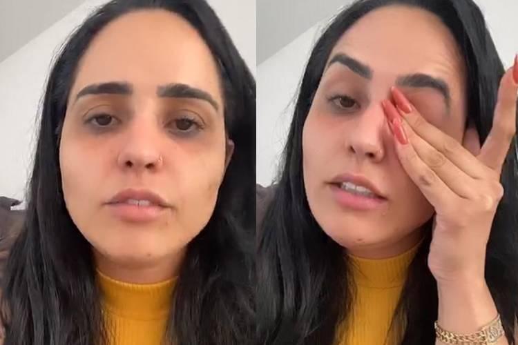 """Perlla rebate grave acusação de ex-marido e dispara: """"Não sou prostituta"""""""