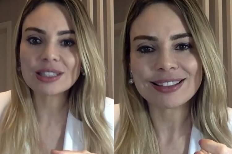 """Rachel Sheherazade reflete sobre saída do 'SBT Brasil' e demissão: """"Adeus não"""""""