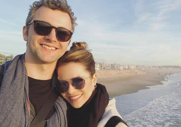 """Sandy celebra união com Lucas Lima: """"TE AMO"""""""