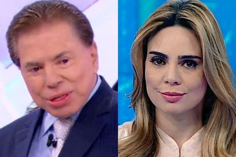 Rachel Sheherazade processa emissora de Silvio Santos e exige indenização milionária