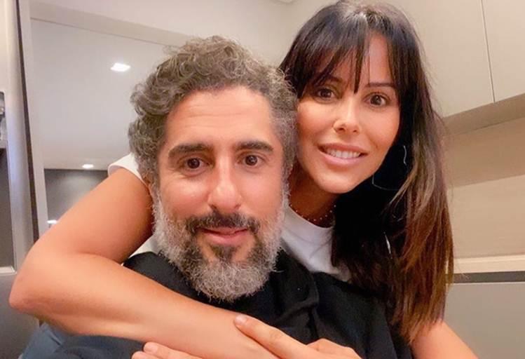 Suzana Gullo e Marcos Mion - Instagram
