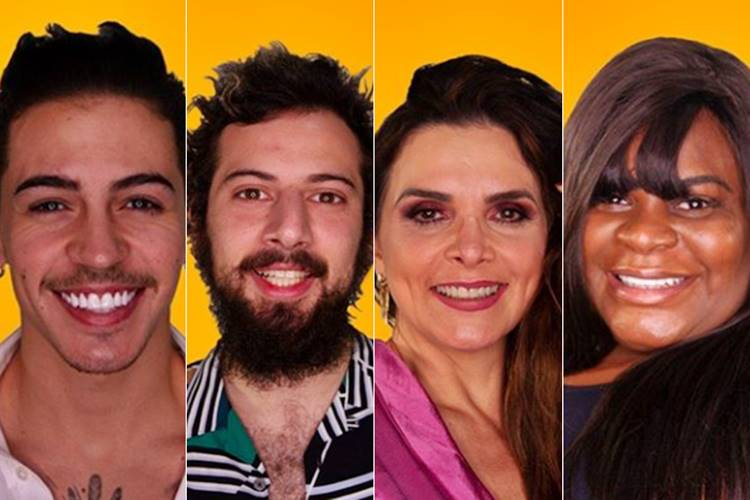 A Fazenda 12: Biel, Cartolouco, Luiza e Jojo estão na roça – Confira como foi a quarta votação!