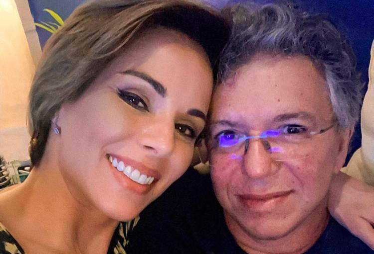 Ana Furtado faz aniversário e ganha linda declaração de Boninho