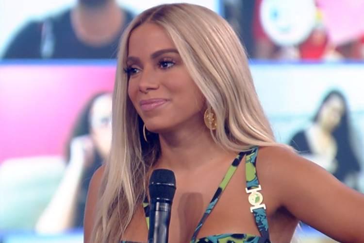 Anitta - Foto: TV Globo