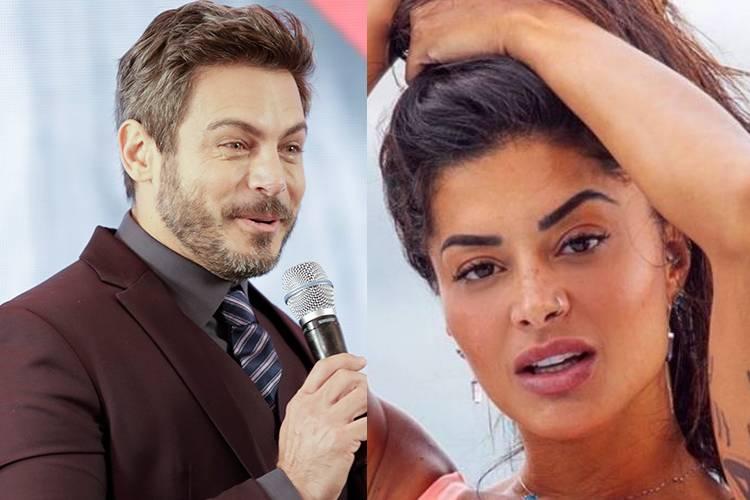 Luigi Baricelli e Aline Riscado apresentarão novo reality show dentro do SBT