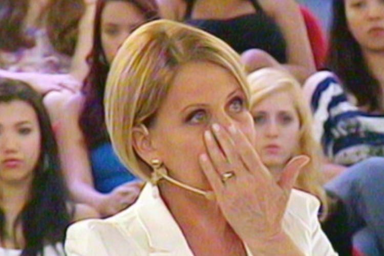Claudete Troiano - Reprodução: Televisão