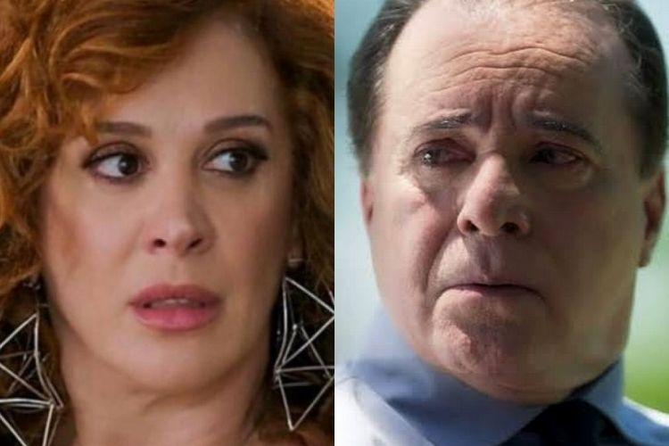 Claudia Raia revela paixão antiga por Tony Ramos
