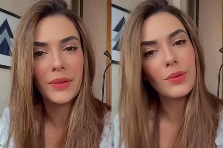 Após fim do relacionamento com Luan Santana, Jade Magalhães agradece carinho dos fãs