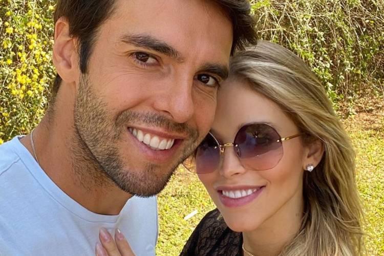 Nasce Esther, filha de Carol Dias e o ex-jogador Kaká