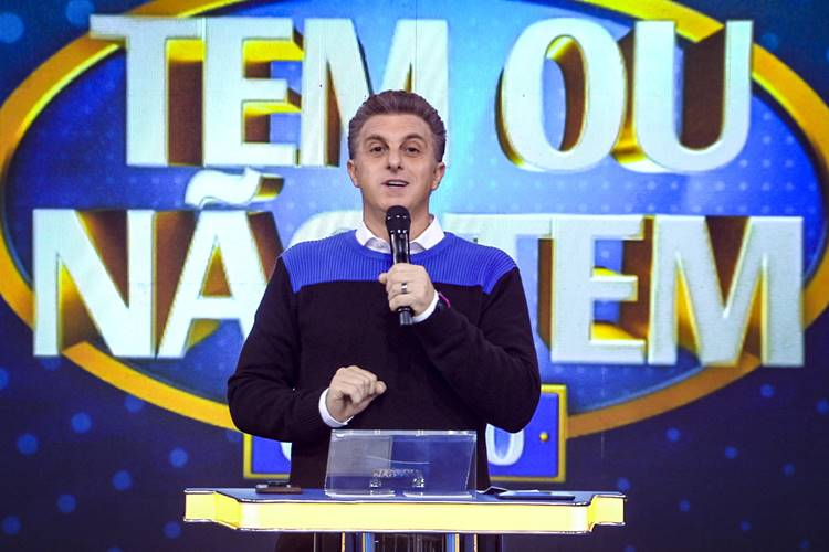 Luciano Huck (Globo/Divulgação)