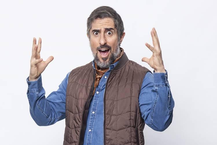 Marcos Mion (Edu Moraes/Record TV)