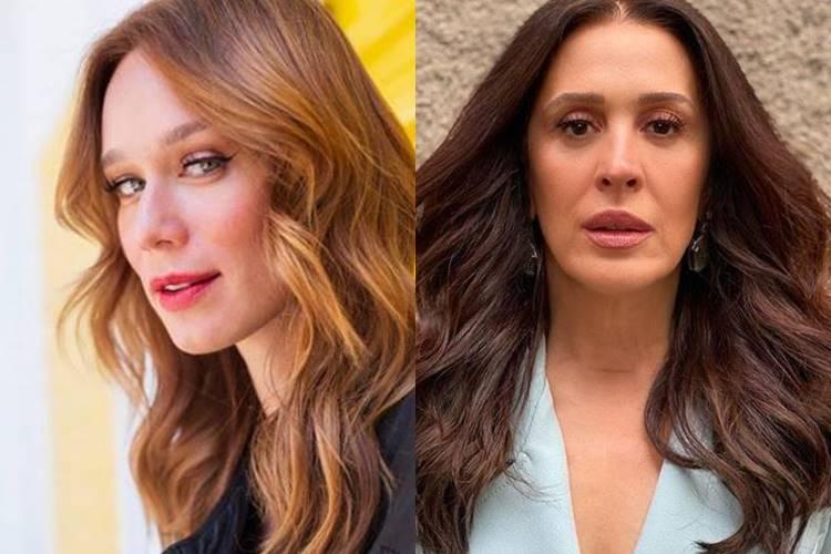 Mariana Ximenes revela medo envolvendo a atriz Claudia Raia