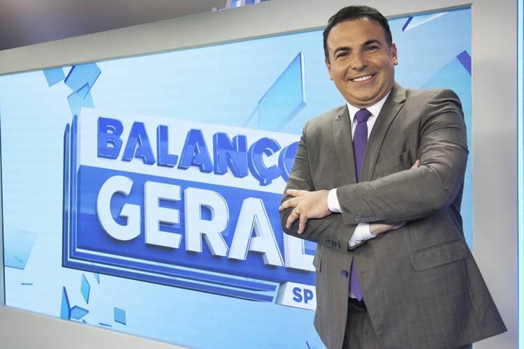Reinaldo Gottino (Edu Moraes/Divulgação Record TV)