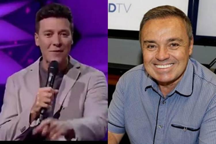 Rodrigo Faro fala da emoção de representar Gugu Liberato no 'Canta Comigo Teen'
