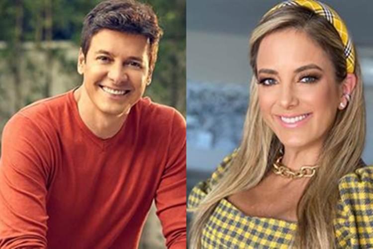 Rodrigo Faro e Ticiane Pinheiro contam reação das filhas sobre estreia de Canta Comigo Teen