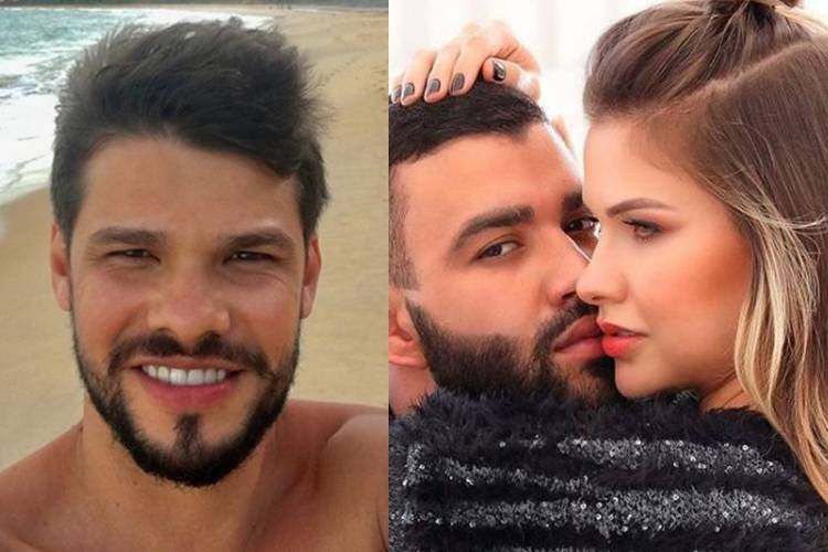 Irmão de Andressa Suita joga nova indireta contra Gusttavo Lima e é detonado pelos fãs do cantor