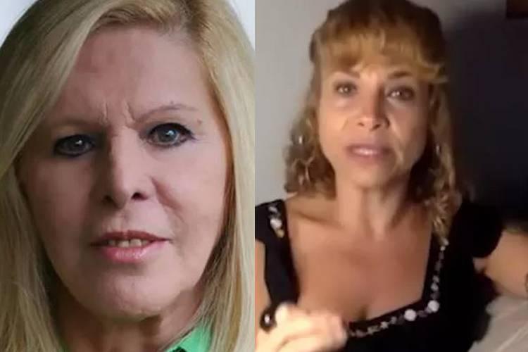 """Aretha Marcos volta a falar em motivos do afastamento de Vanusa: """"Envolve crimes"""""""